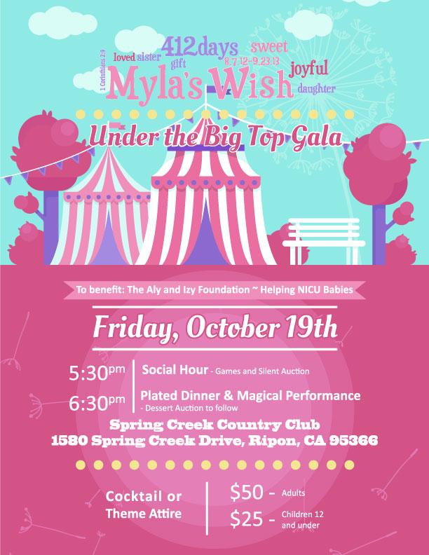 Myla's Wish Gala